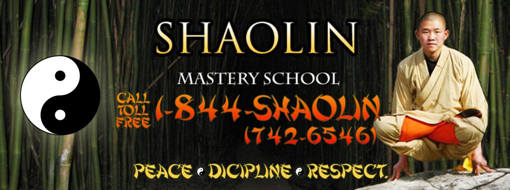 Shaolin-banner